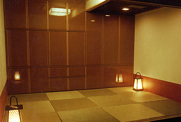 宗教者控室